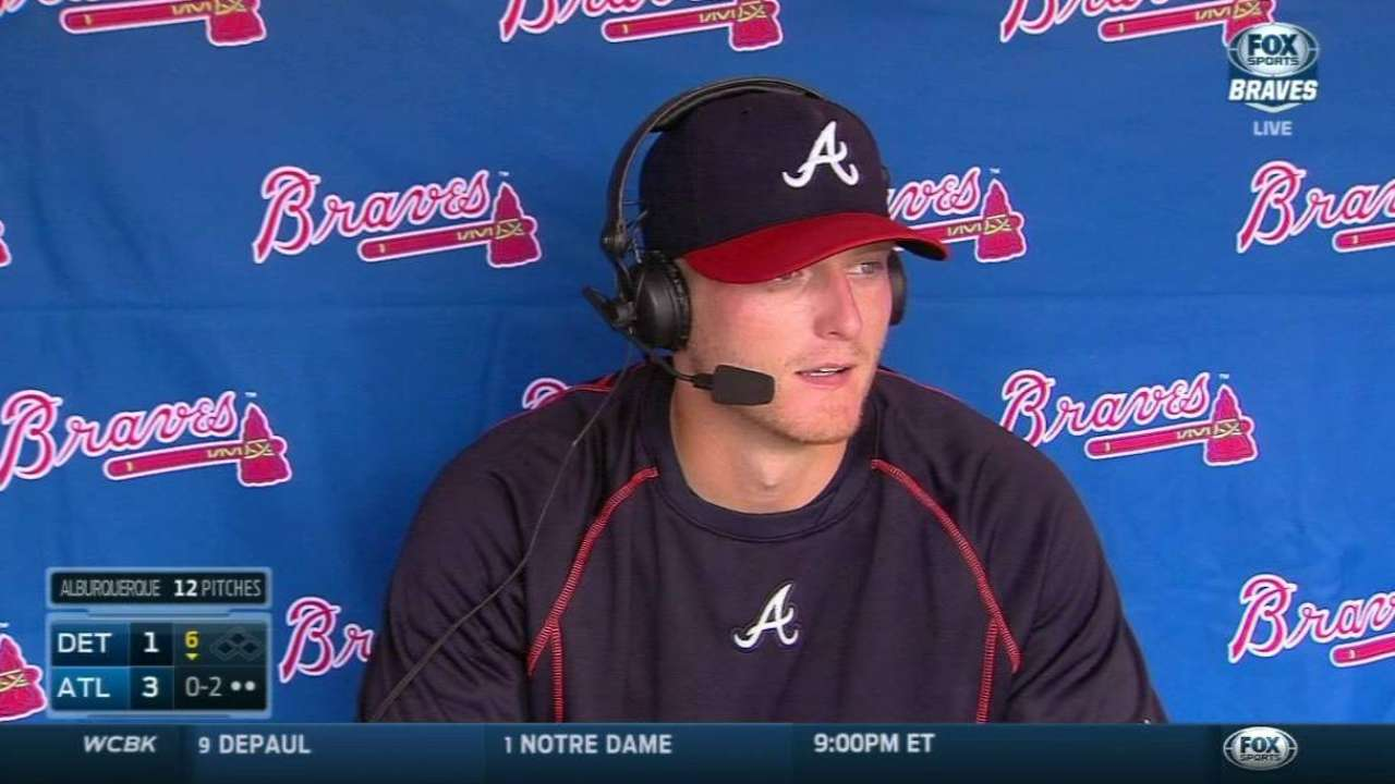 Braves still figuring out rotation behind Teheran