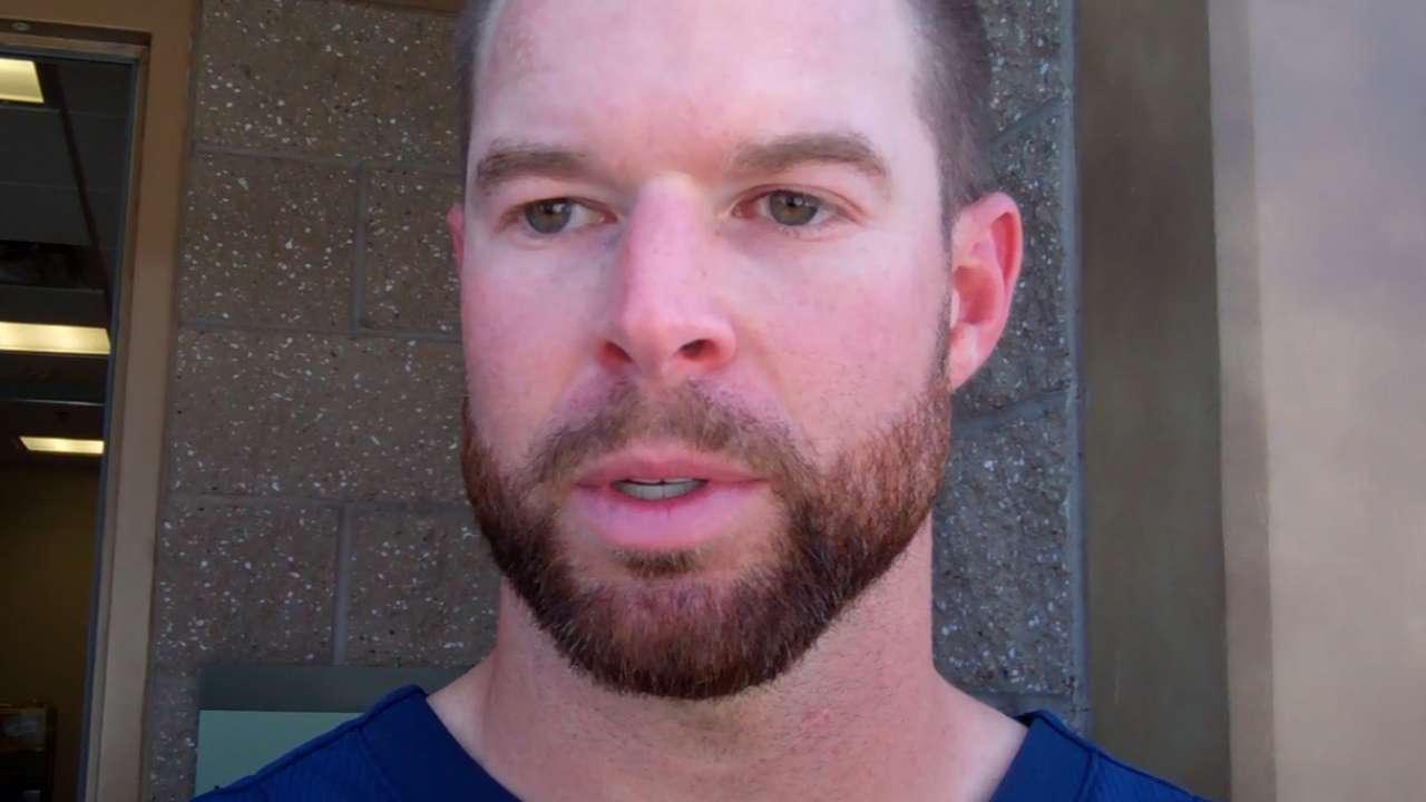Kluber leading young staff as he aims to build on 2014