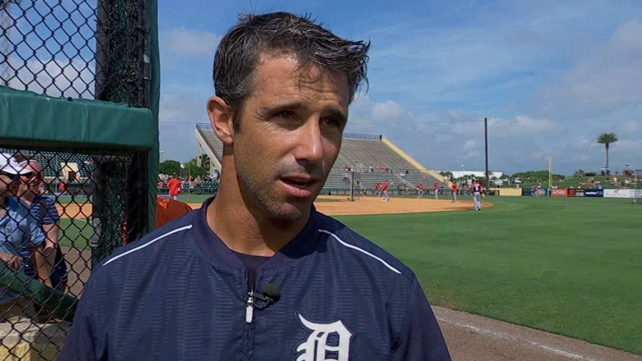 Ausmus on the 2015 Tigers