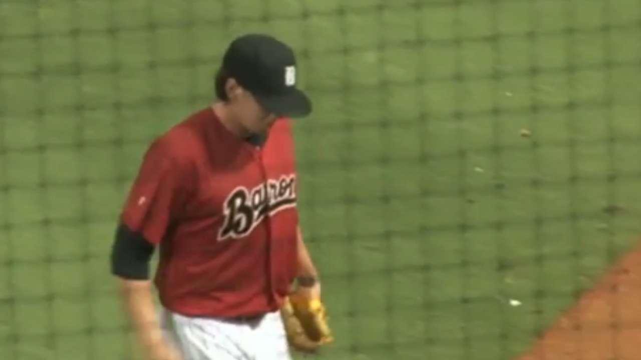 Beck to make first MLB start on Thursday