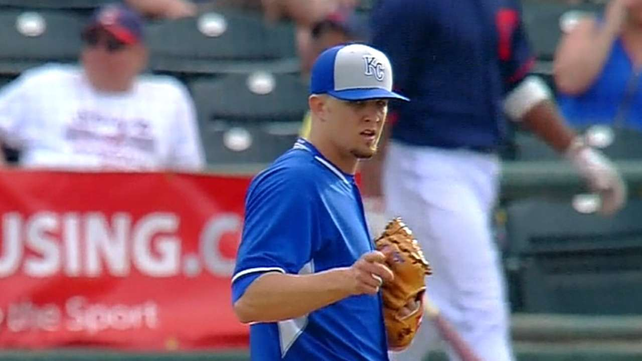 Royals Minor League report: May 23