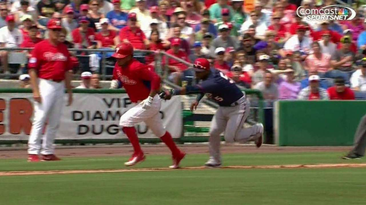 Pelfrey solid again in outing vs. Phils