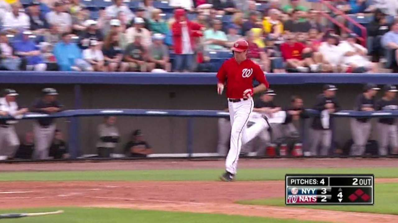 Desmond's two-run double