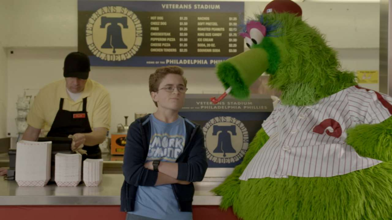 Sitcom recreates The Vet for special Phillies episodes