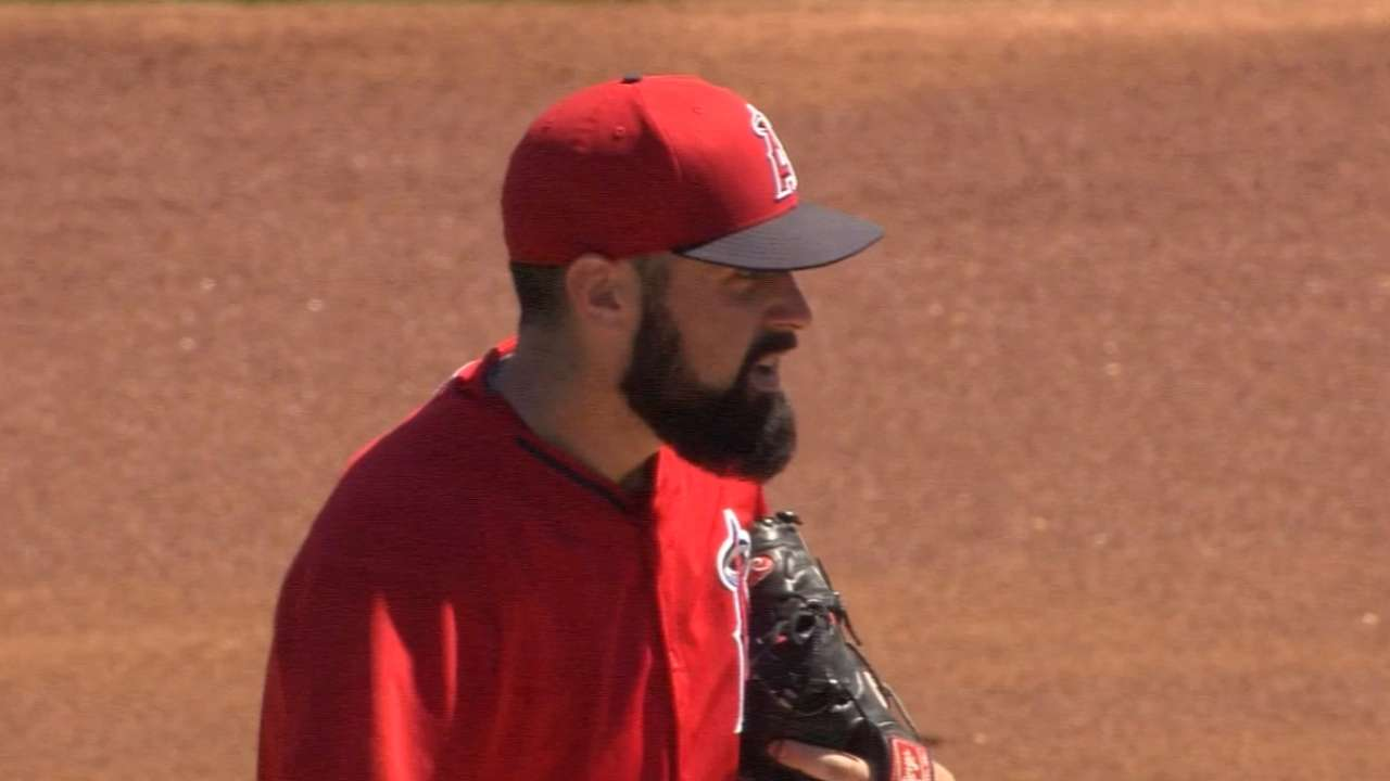 Shoemaker's six shutout innings