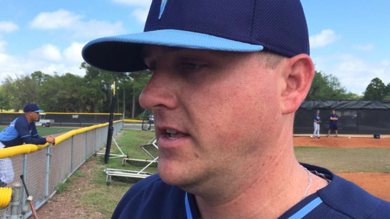 McGee on latest bullpen session