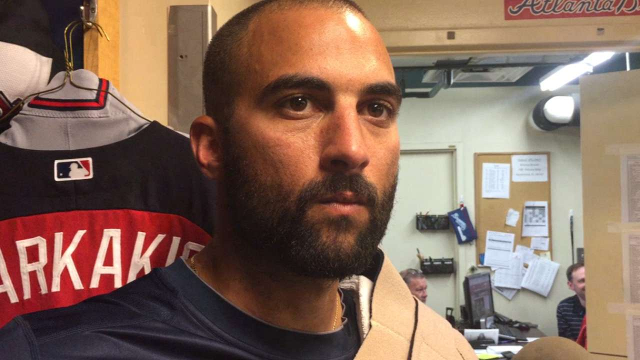 Fredi confident Markakis will be ready for opener