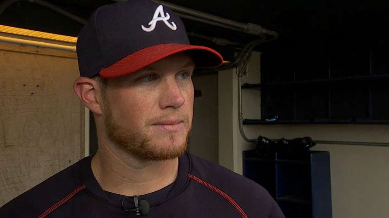 Kimbrel on strength of the 'pen
