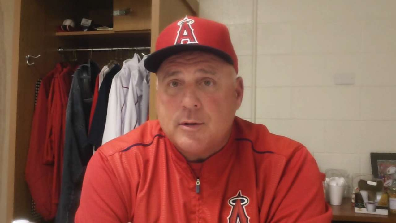 Angels confident in ability to replicate offensive success