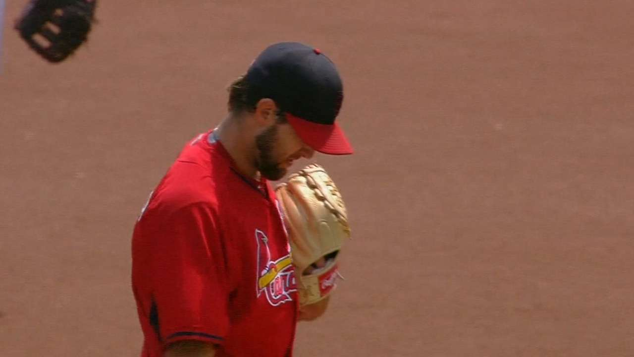 Wacha sets tone with stingy start before Cards win late