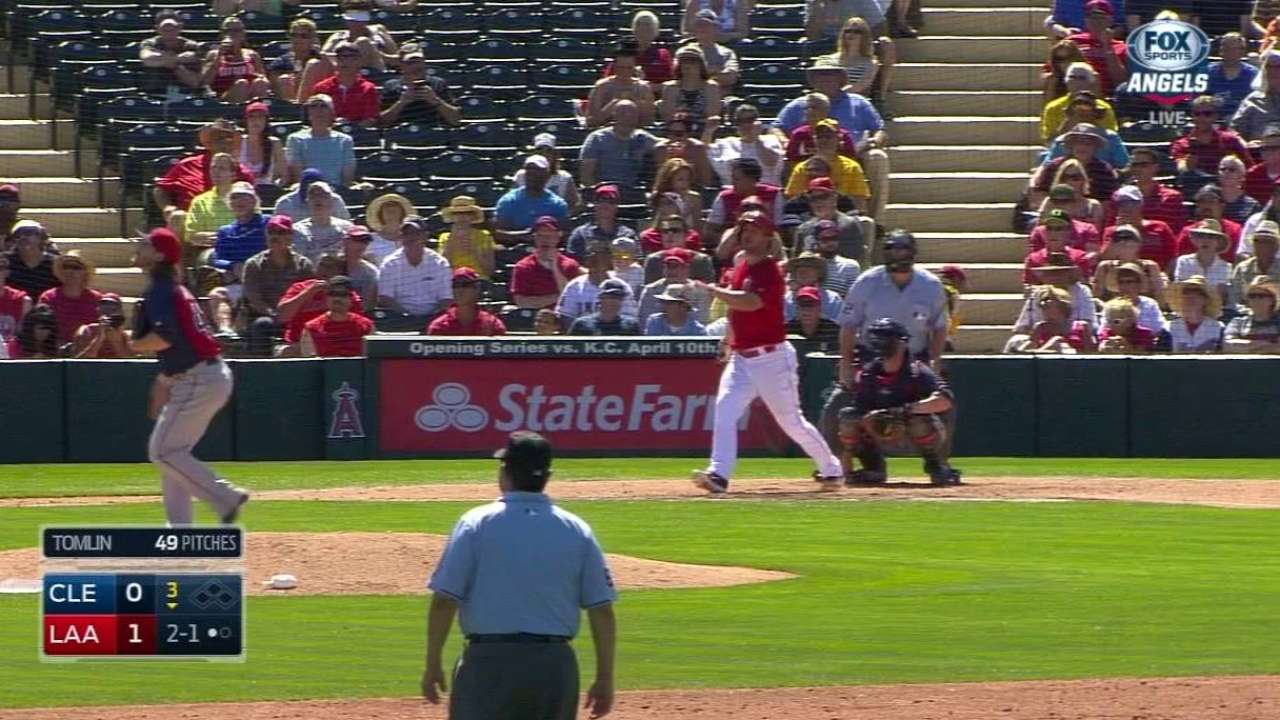 Jump for Joyce: New face helping Angels fill void