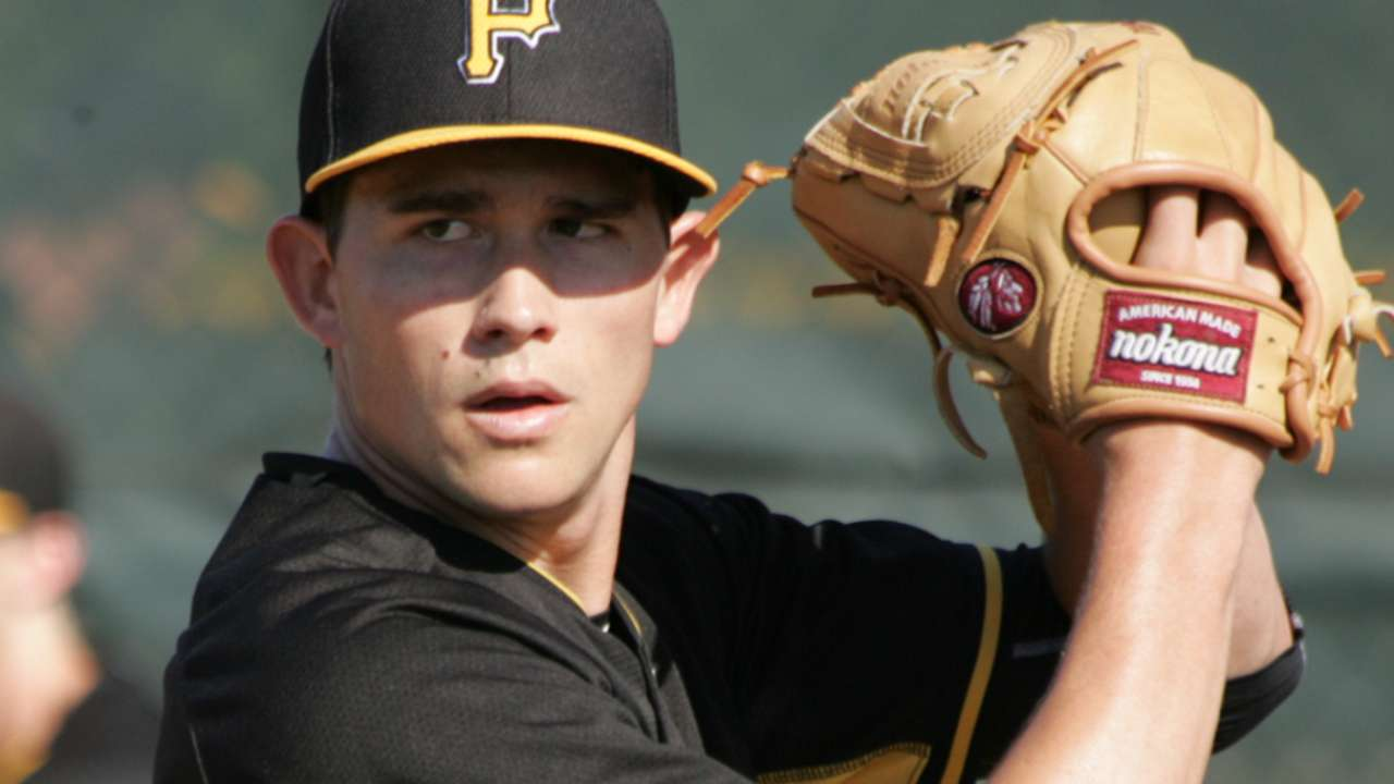Top Prospects: Brault, PIT