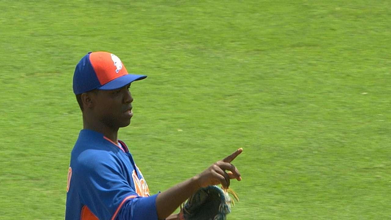 Suben los bonos de Rafael Montero en los Mets
