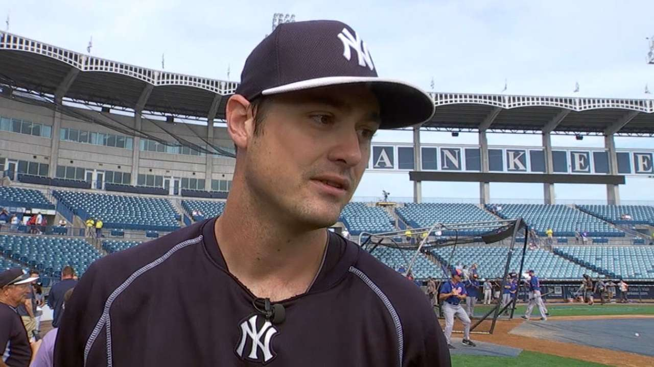 Miller on playing in the AL East