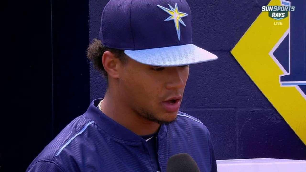 Archer discusses the 2015 season