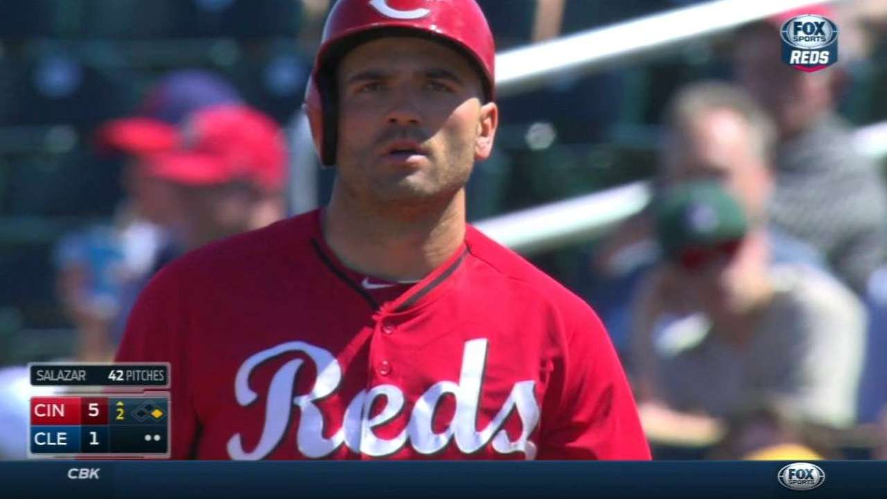 Montreal trip special for Toronto native Votto