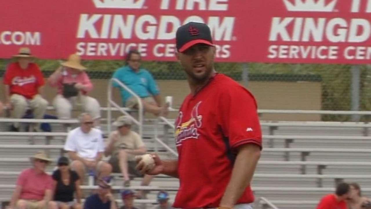 Indoor session proves more productive for Wainwright