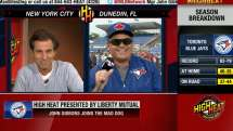John Gibbons joins High Heat to talk 2015 Blue Jays