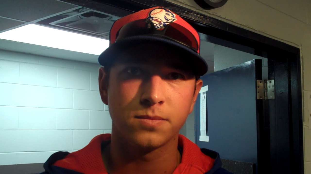 Bowman, Flores on win over Nats