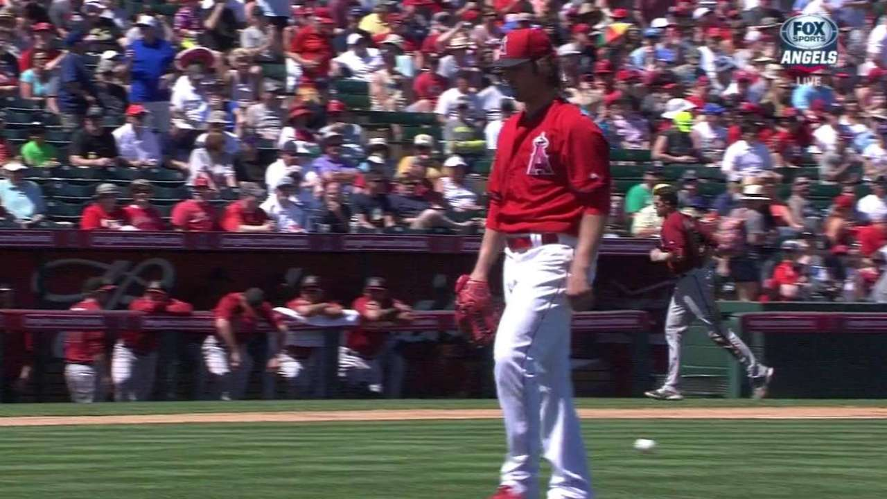 Scioscia expects 'big year' from Wilson after rough '14