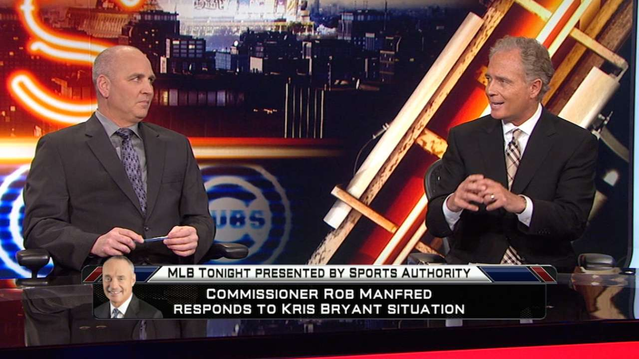 MLB Tonight: Young prospects