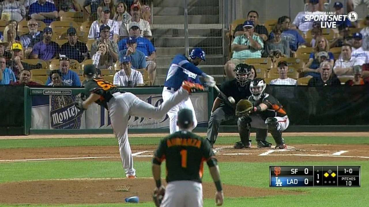 Greinke struggles, reaches pitch limit in 3 2/3 innings