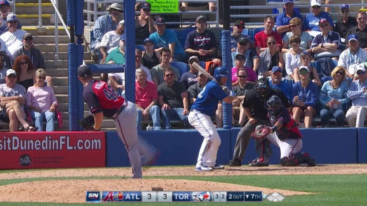 Kimbrel strikes out Thole