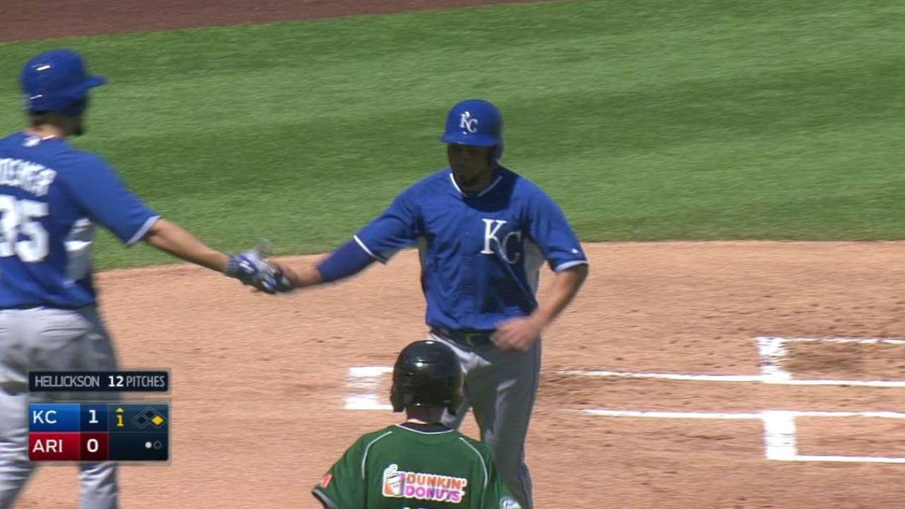 Yost: Cain sacrifices power for all-around game
