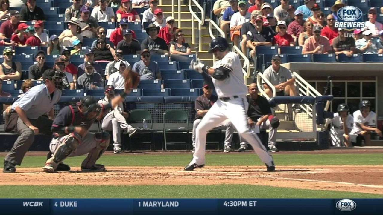 Ramirez's hit-by-pitch
