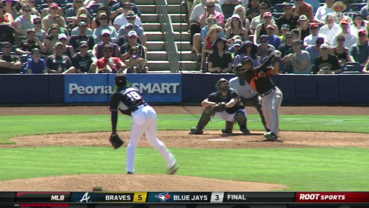 Maxwell's three-run homer