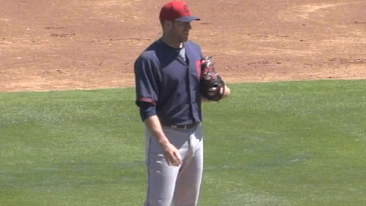 McAllister, Tribe expect 'loud and exciting' opener