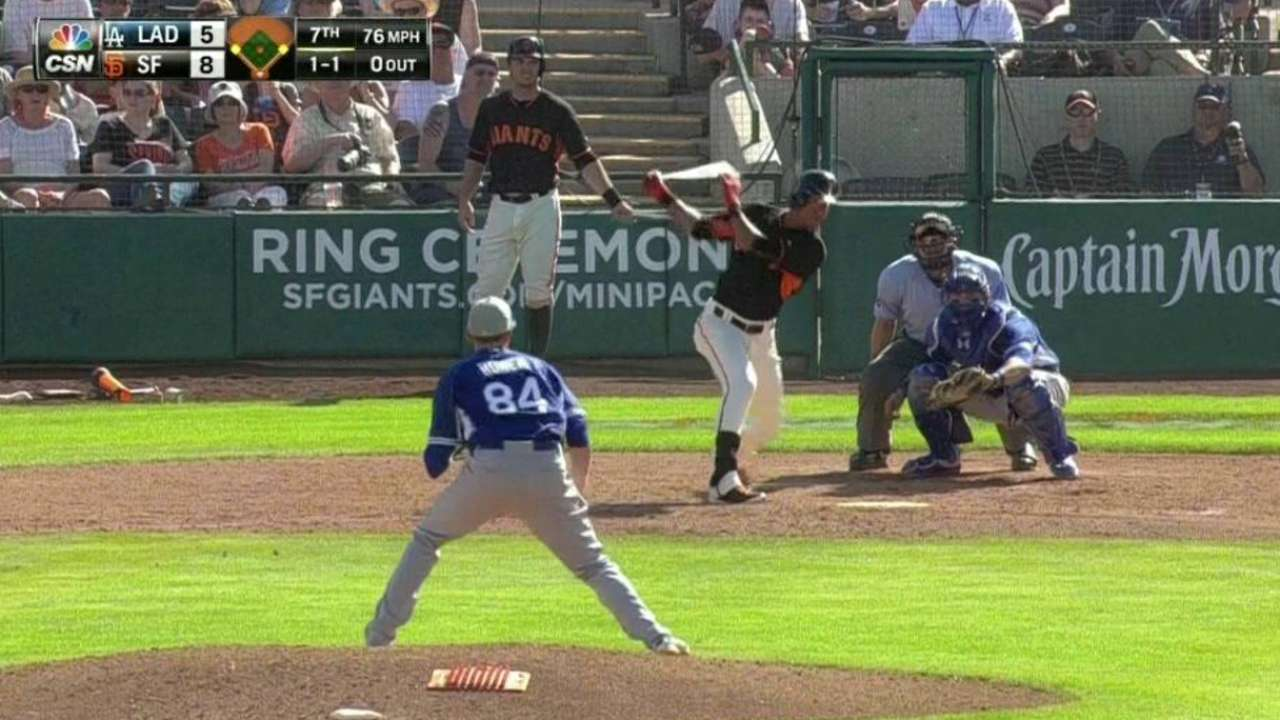 Giants keep Adrianza after infielder clears waivers