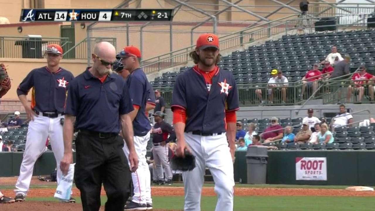 Rehabbing Fields close to returning to Astros' bullpen