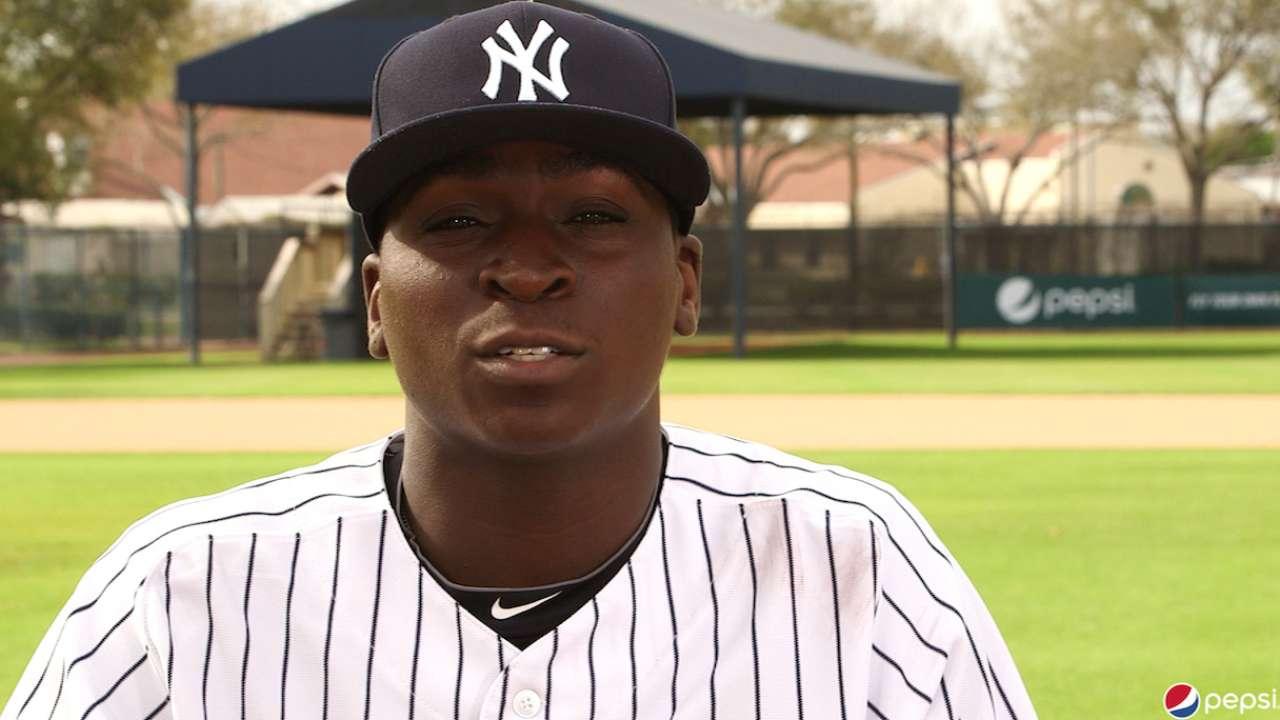 Becoming a Yankee - Webisode 1