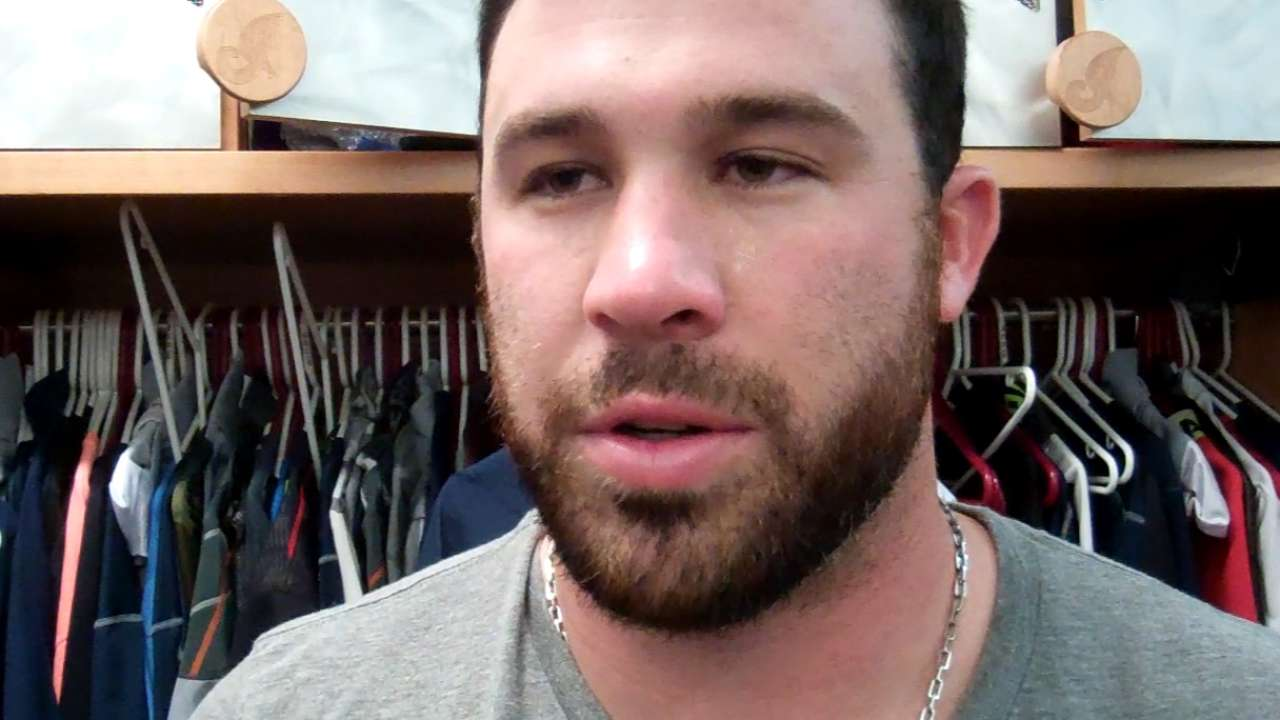 Kipnis on improving in 2015