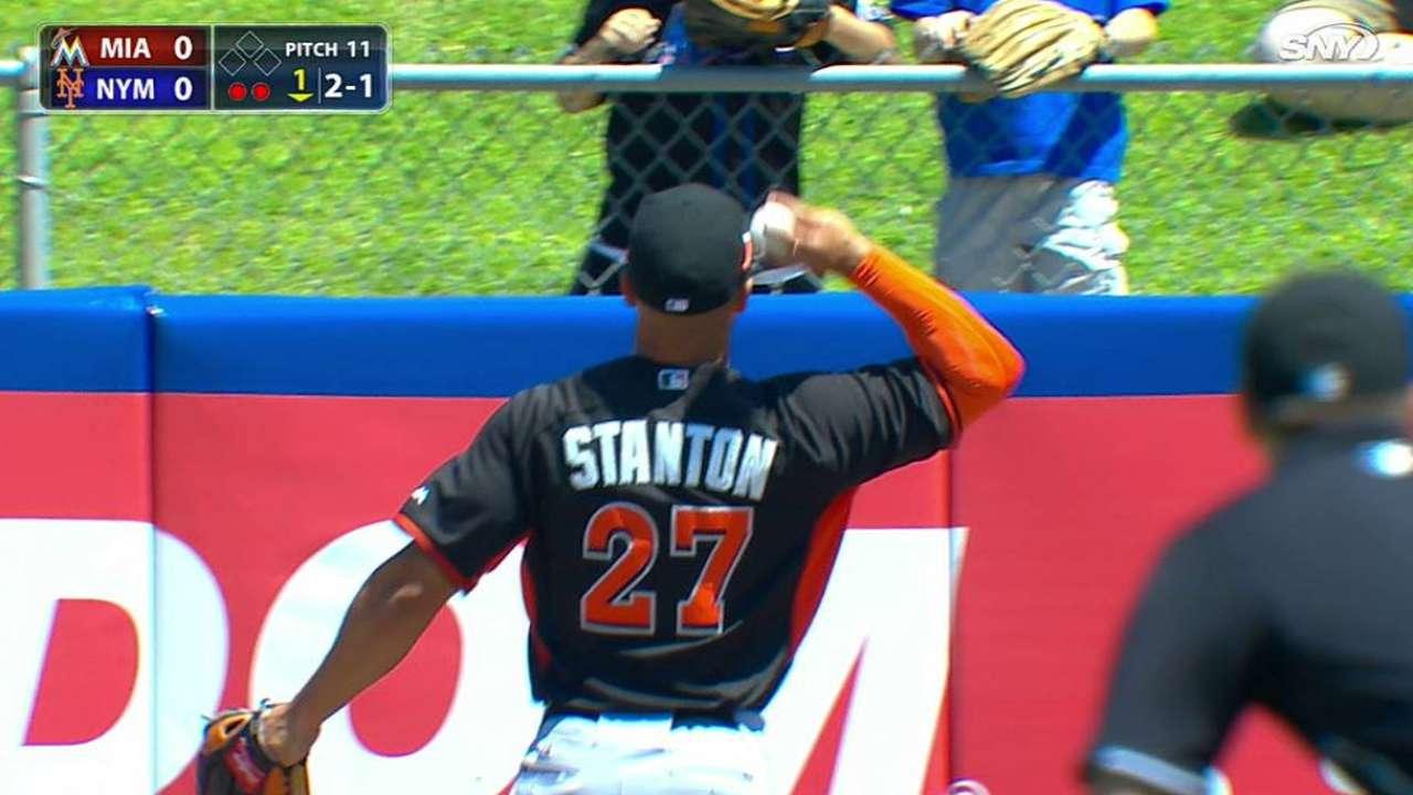 Haren hit hard, while offense quiet vs. Mets