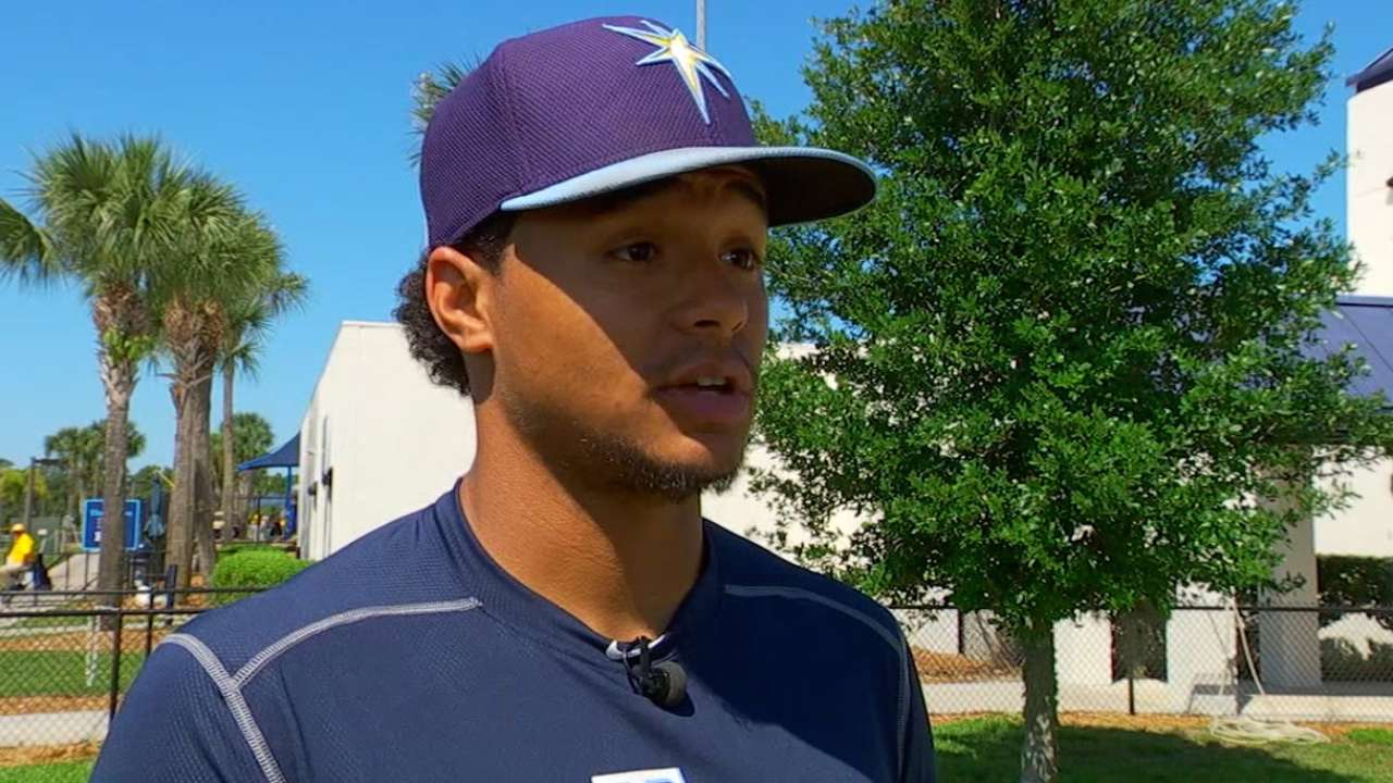 With new perspective, Archer set for Opening Day hill