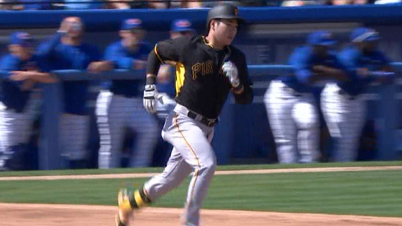 Versatile Kang brings Bucs power potential