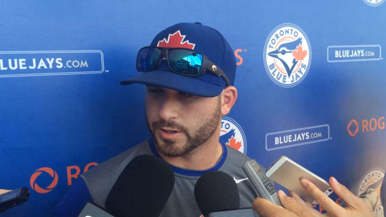 Hutchison named Blue Jays' Opening Day starter