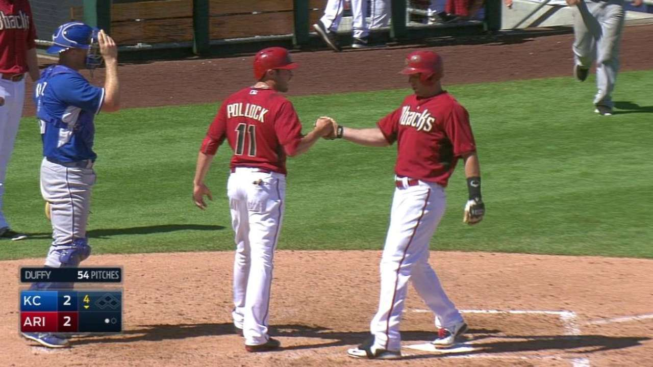 Goldy's two-run jack