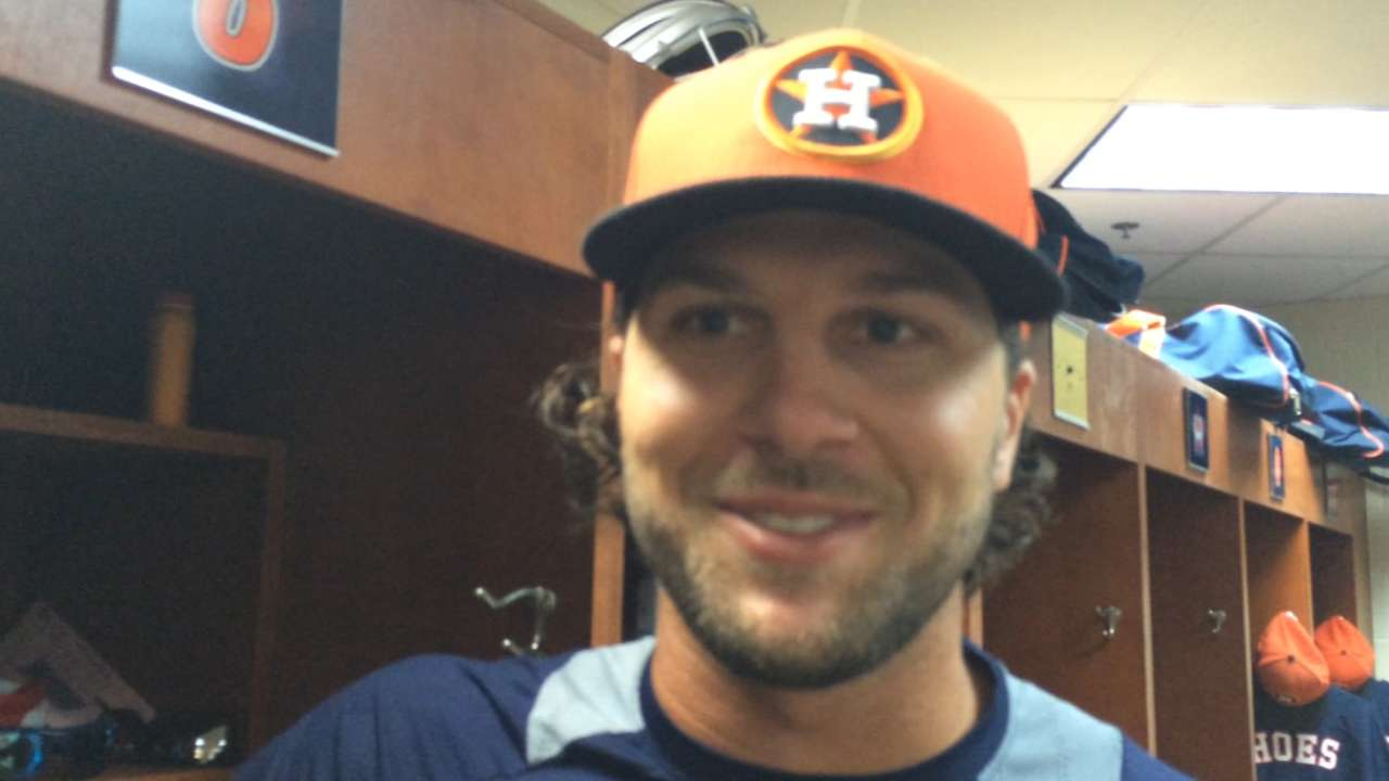 Spring forward: Astros set Opening Day roster