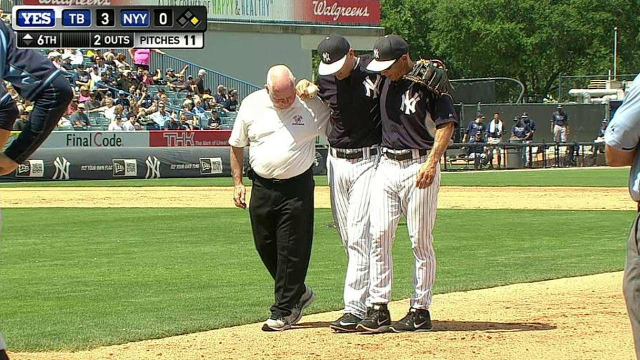 Ryan getting close to returning to Yankees