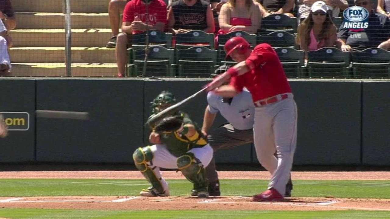 Rucinski stung by homers in last Cactus League start