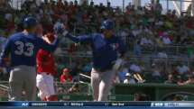 TOR@BOS: Goins belts solo home run to right field