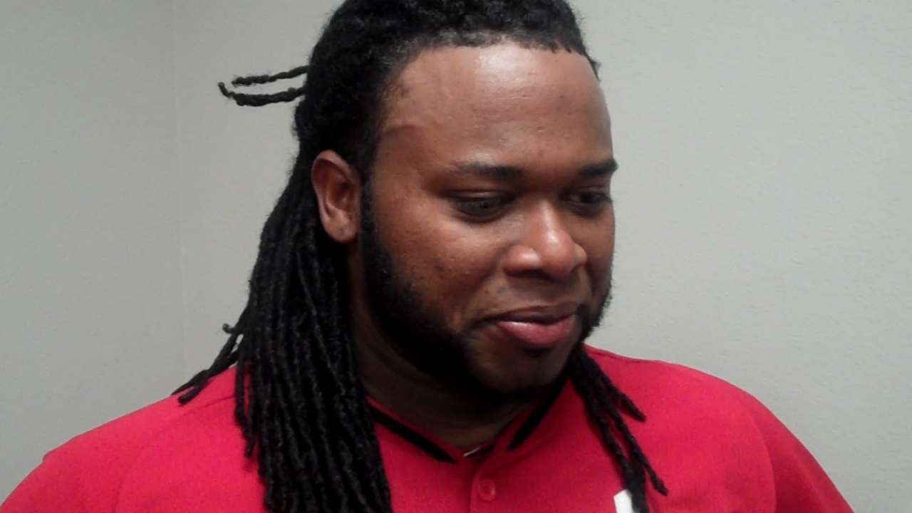 'I feel really ready': Cueto pleased with progress as spring ends