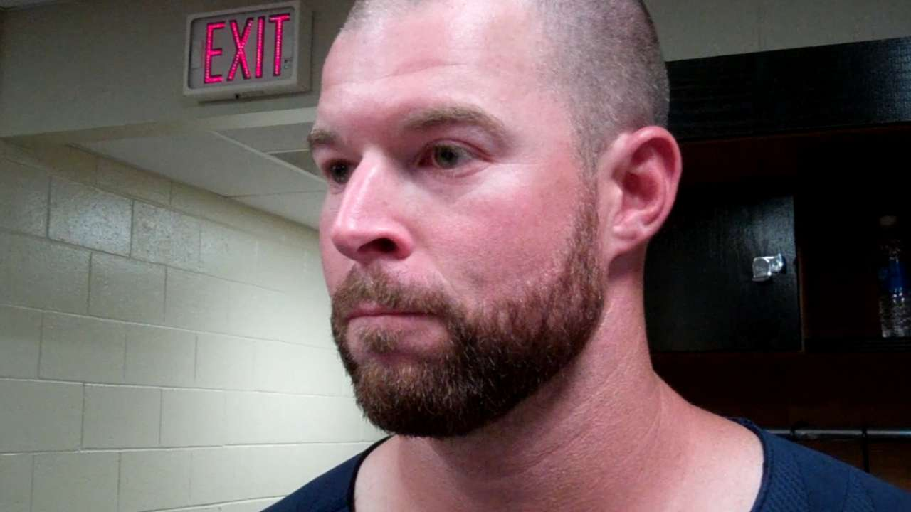 Kluber ready to start season