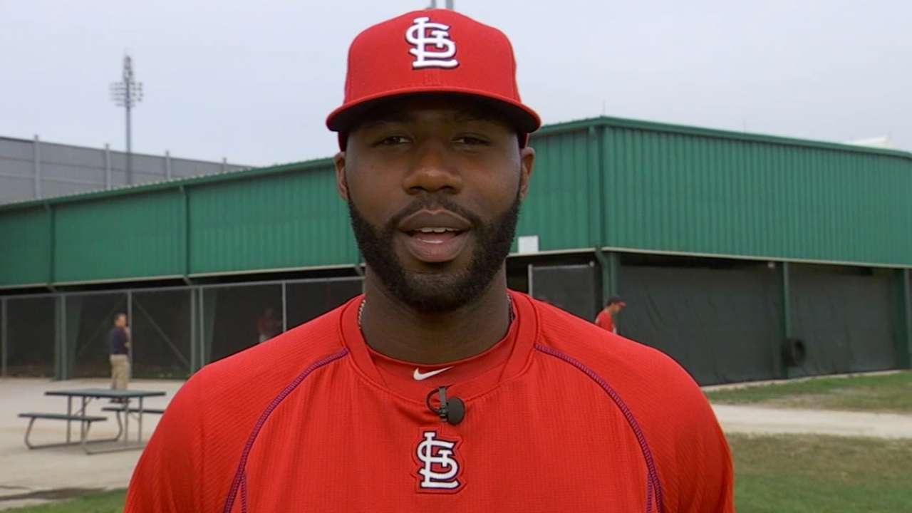 Heyward excited to call Busch Stadium home