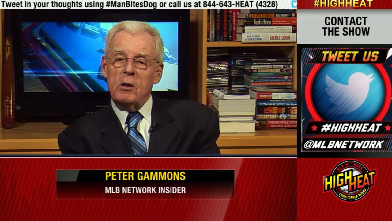 Peter Gammons on 2015 season