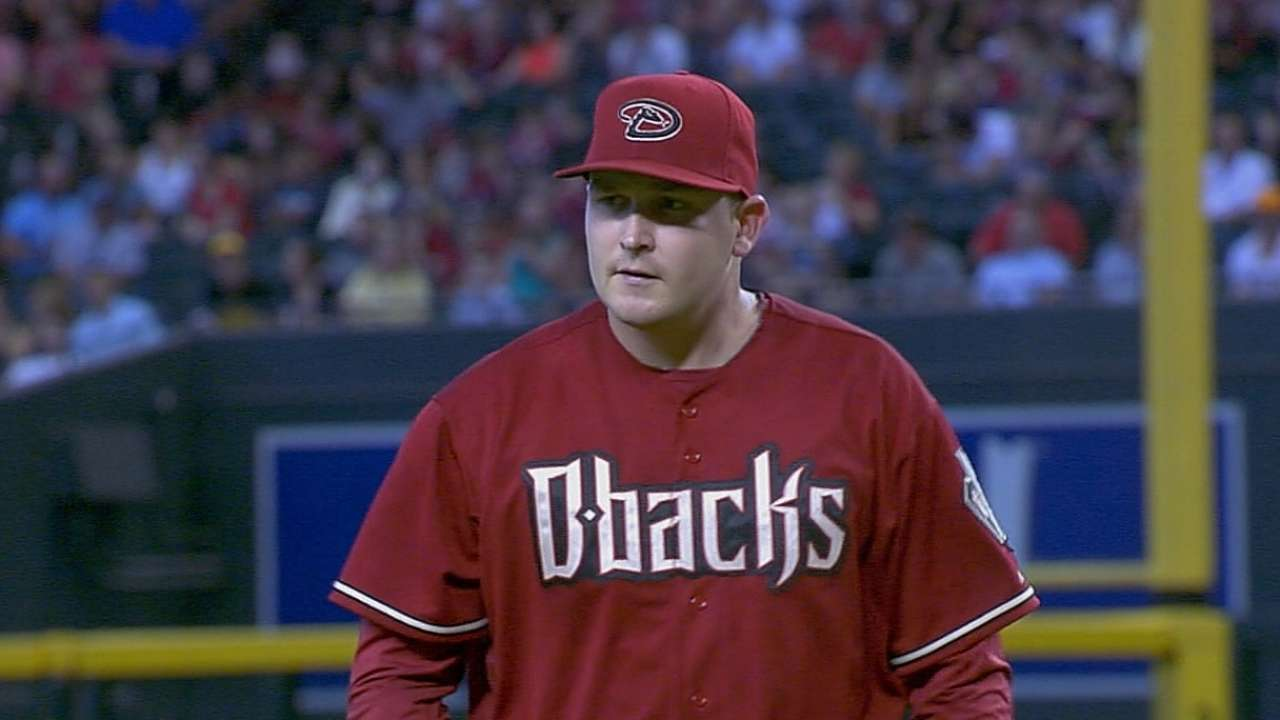 La Russa expects Cahill to rebound in Atlanta