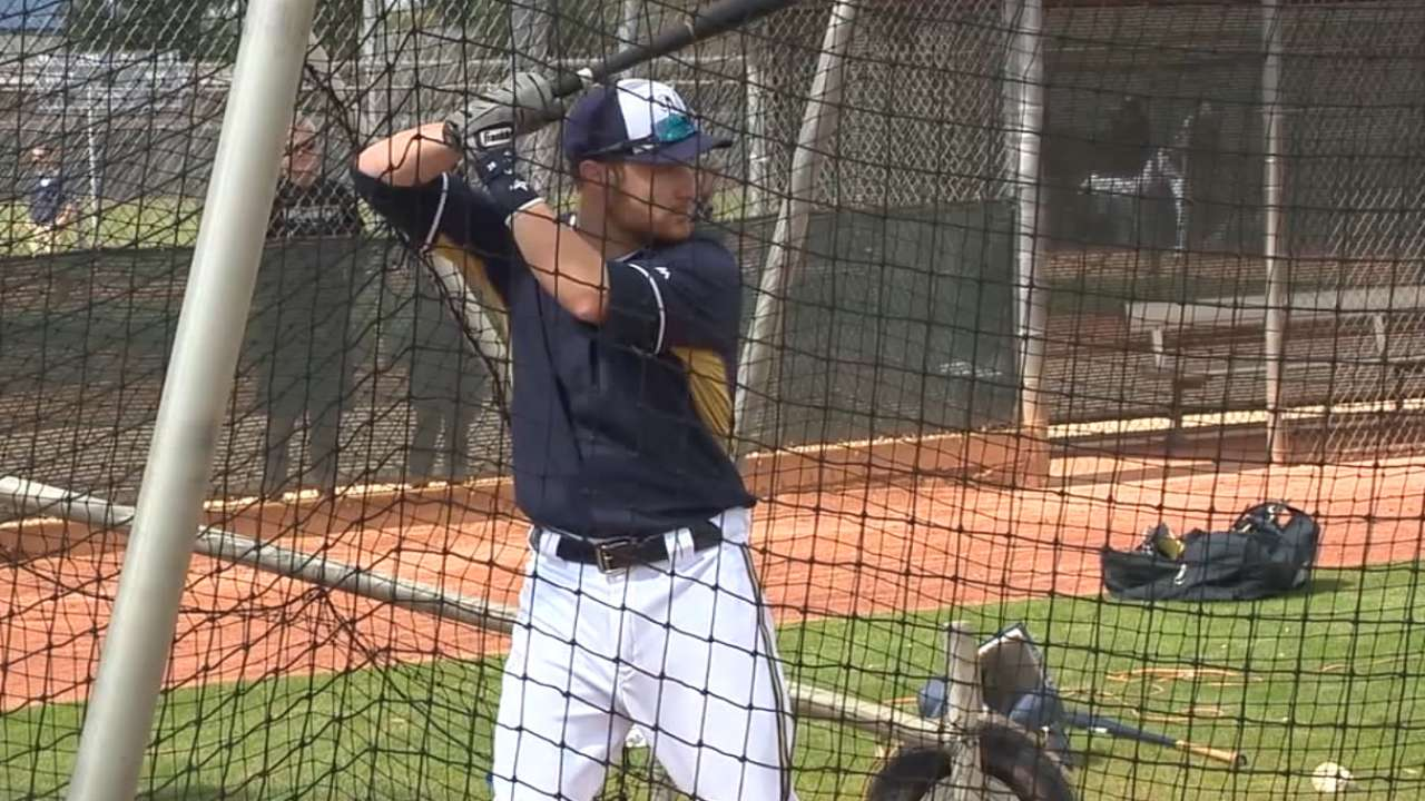 Late spring start a 'blessing in disguise' for Lucroy